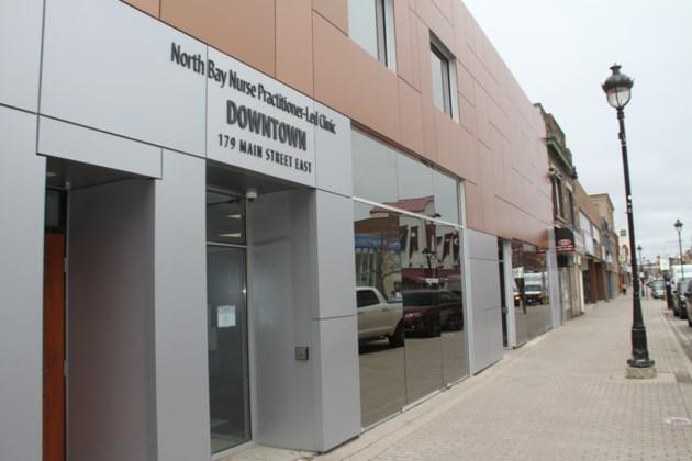 20190508 nurse practioner clinic downtown