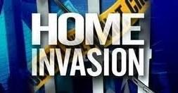 Home invasion in Sturgeon