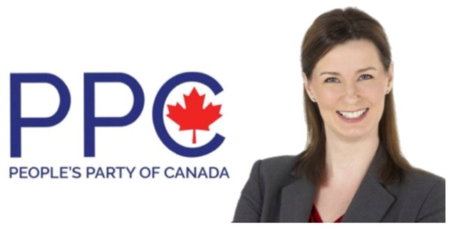 Nadine Wellwood is the People's Party of Canada candidate for Banff-Airdrie.