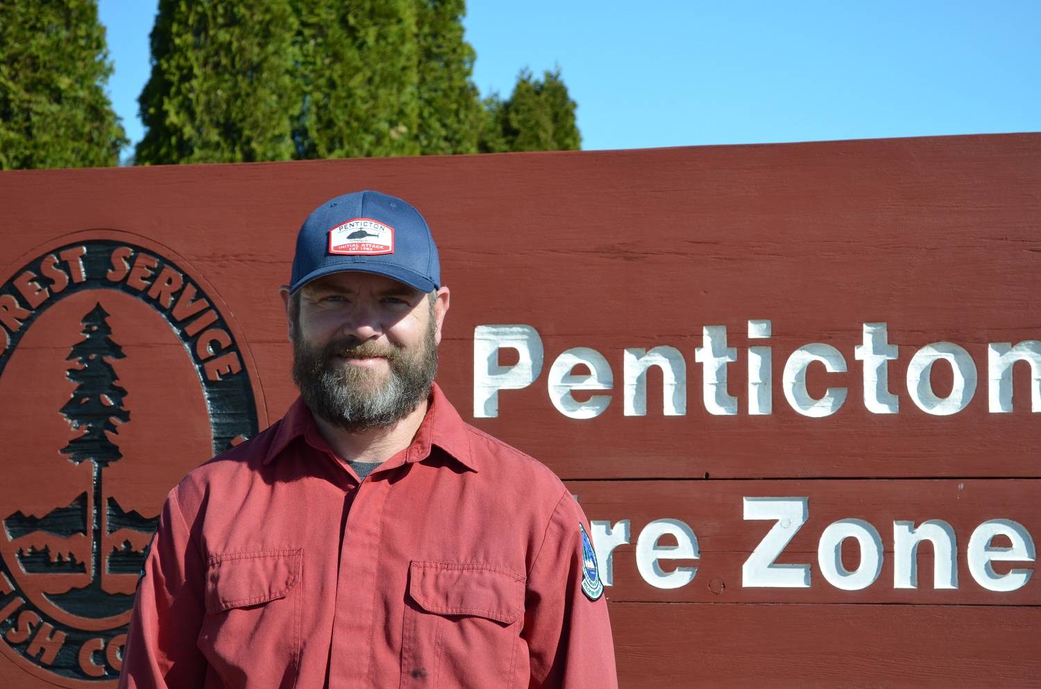 Haze, blaze and workdays: Life as a regional wildfire coordination officer at the Kamloops Fire Centre