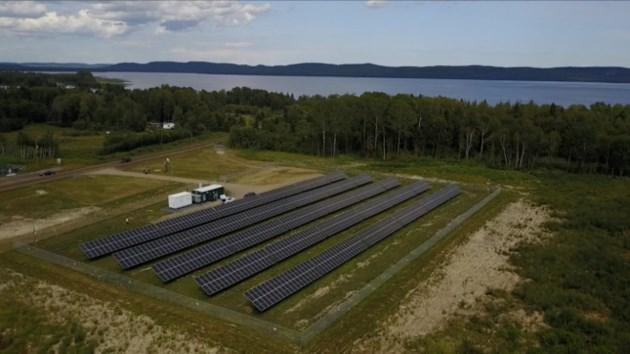 Gull Bay First Nation solar farm