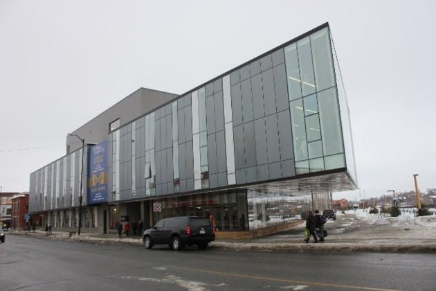 McEwen Architecture School