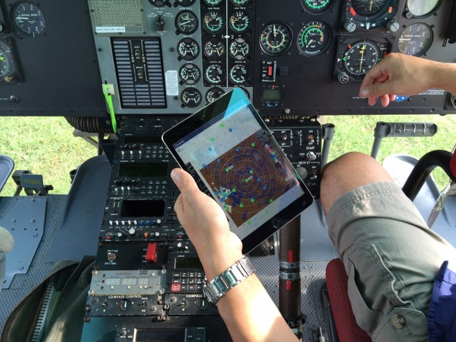 Cirro is the flagship software of Thunder Bay's AirSuite Inc., a spinoff company of Wisk Air Helicopters.
