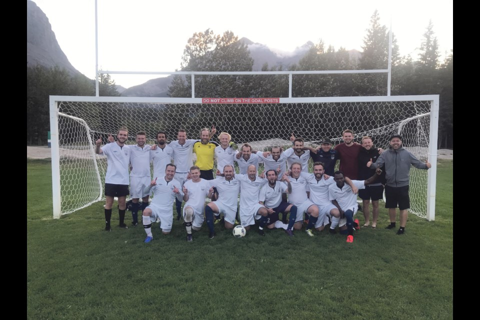 Canmore United FC. Submitted Photo