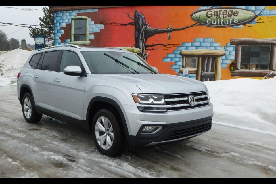 2018 Volkswagen Atlas Credit Jean-Charles Lajeunesse