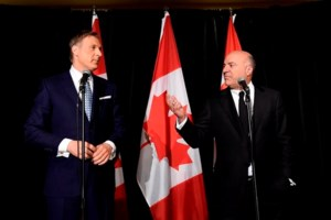 Kevin O'Leary quits Conservative leadership race, support Maxime Bernier