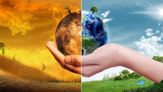 climate change shutterstock