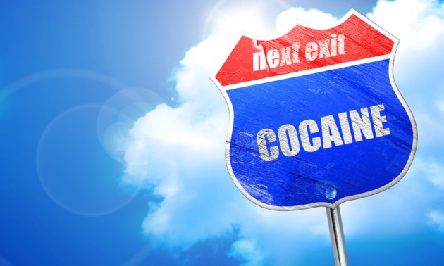 cocaine sign