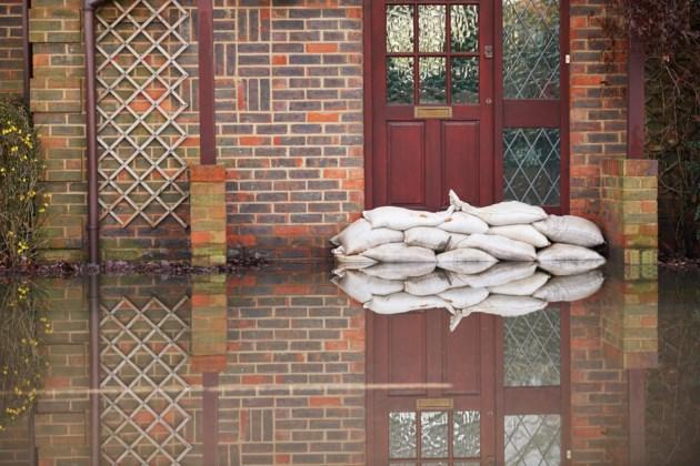 flood stock sandbags