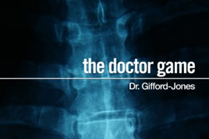 <b>The Doctor Game: </b>I hated picking peaches