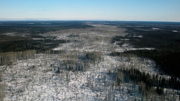 The Greater Sudbury Chamber of Commerce has received majority support for a resolution it submitted asking the federal government make the development of the Ring of Fire a national priority. File photo.