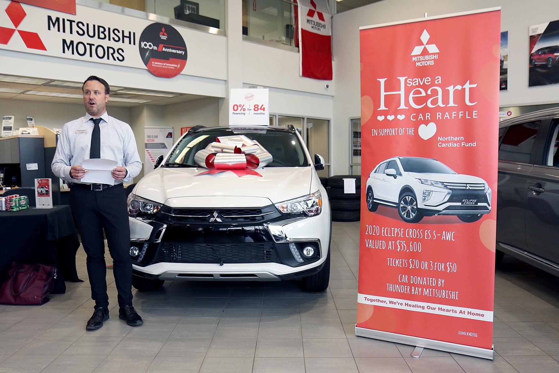 Save a Heart Car Raffle returns