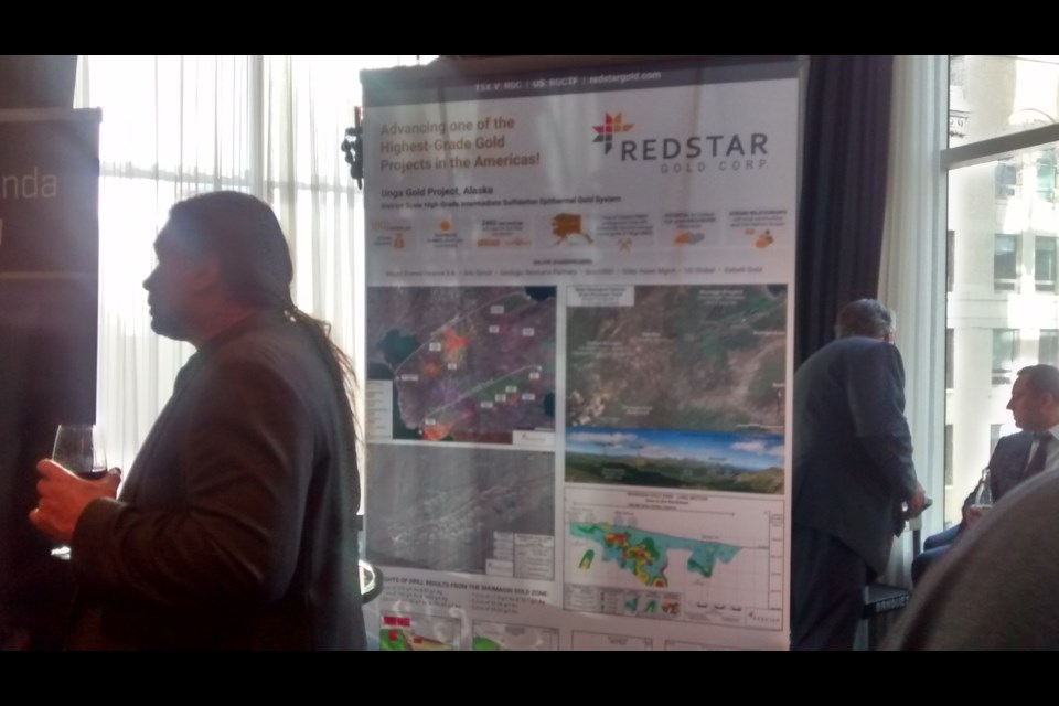 The Red Cloud Investment Forum, a pre-PDAC convention event attracts companies looking for investors and investors looking for promising mining exploration ventures. Frank Giorno for TimminsToday.